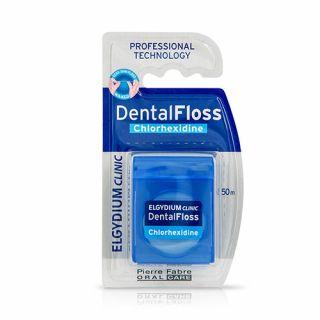 Elgydium Dental Floss Chlorhexidine
