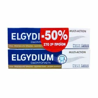 Elgydium Multi Action 2 x 75ml