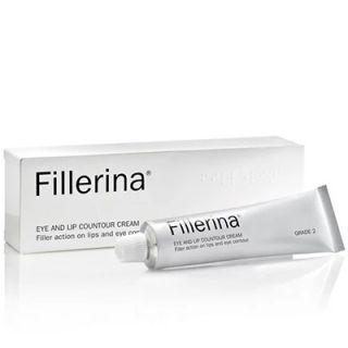 Fillerina Lip Cream and Eye Contour Cream Grade 2 15ml