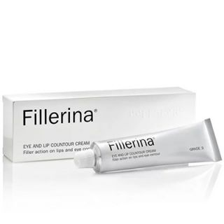 Fillerina Lip Cream and Eye Contour Cream Grade 3 15ml