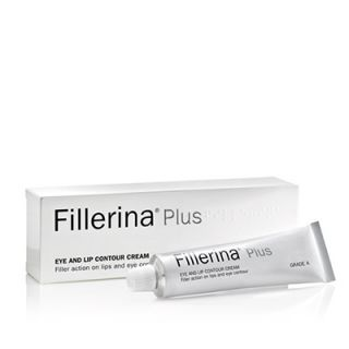 Fillerina Plus Lip Cream and Eye Contour Cream Grade 4 15ml
