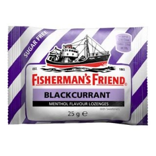 Fisherman's Friend Blackcurrant 25gr