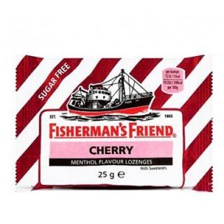 Fisherman's Friend Cherry No Sugar 25gr