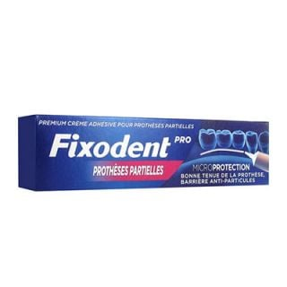 Fixodent Pro MicroProtection 40gr