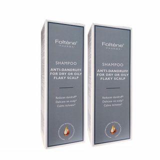 Foltene Pharma Antidandruff  Shampoo 2 x 200ml