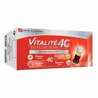 Forte Pharma Energy Vitalite 4G 10 x 10ml