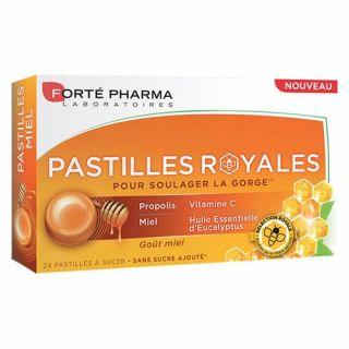 Forte Pharma Pastilles Royales Honey 24