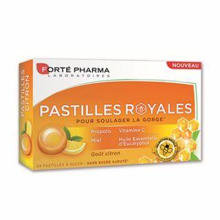 Forte Pharma  Pastilles Royales Lemon 24