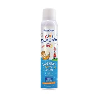 Frezyderm Kids Suncare SPF50+ Wet Skin Spray 200ml