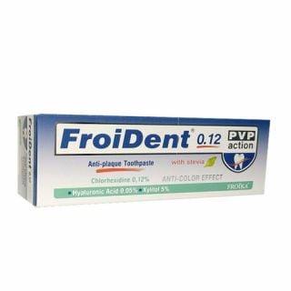 Froika FroiDent Plus 0.12 PVP Toothpaste 75ml