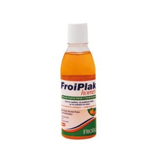 Froika FroiPlak Homeo Mouthwash 250ml Orange, Grapefruit