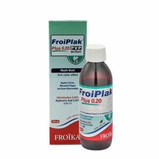 Froika Froiplak 0,2 PVP Action Mouthwash 250ml