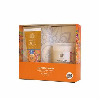 Garden BB Blemish Balm face Cream SPF30 50ml + Anti-Wrinkle Face Cream 50ml