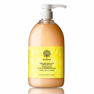 Garden Bath and Shower Cream Lemon Lime & Orange 1LT