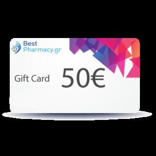 Δωροκάρτα 50€