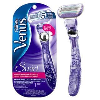 Gillette Venus Swirl
