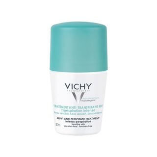 Vichy Deodorant 48hr Intensive Anti-perspirant treatment 50ml