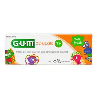Gum Junior Toothpaste Tutti-Frutti