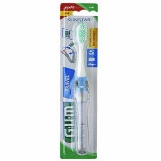 Gum Travel Toothbrush Soft 158