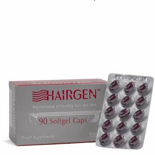 Boderm HAIRGEN™ 30 Soft gel caps, Maintenance oh Healthy Hair and Skin