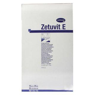 Hartmann Zetuvit E 15x25cm 10 Items