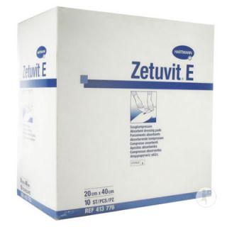 Hartmann Zetuvit E 20x40cm 10 Items