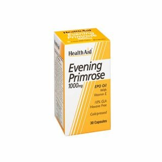 Health Aid Evening Primrose 1gr 30 Vecaps