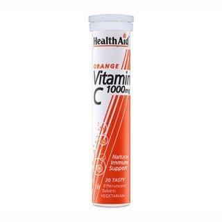 Health Aid Vitamin C 1000mg 20 Tabs