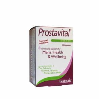 Health Aid Prostavital 90 Caps