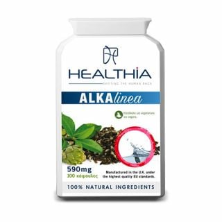 Healthia Alkalinea 590mg 100 Caps