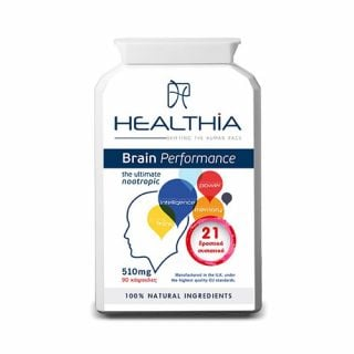 Healthia Brain Performance 90 Caps