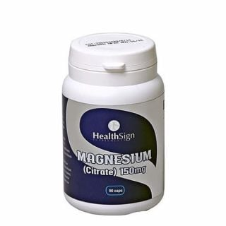 Health Sign Magnesium Citrate 150mg 90 Caps