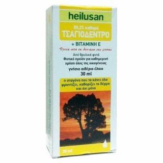 Heilusan Essential Oil with Tea Tree + Vitamin E