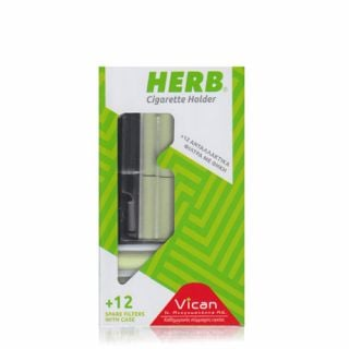 Herb Vican Cigarette Holder