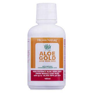 Higher Nature Aloe Gold 485ml