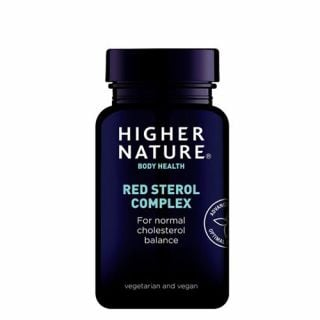 Higher Nature Red Sterol Complex 30 Tabs
