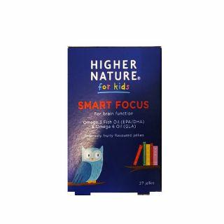 Higher Nature Kids Smart Focus Omegas
