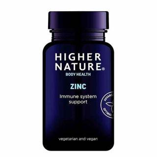 Higher Nature Zinc 90 Tabs