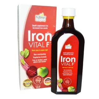 Hubner Iron Vital F Tonic 250ml