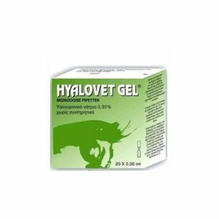 Hyalovet Gel 20 x 0.35ml