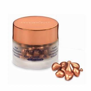 Hydrovit Pure Vitamin C 20% Collagen Booster 60