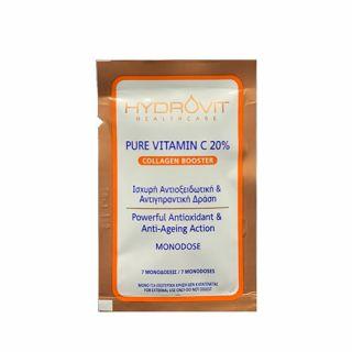 Hydrovit Pure Vitamin C 20% Collagen Booster