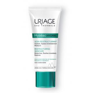 Uriage Hyseac Hydra (R) Restructurant Creme 40ml Κρέμα για την Ξηρότητα από Θεραπείες Ακμής