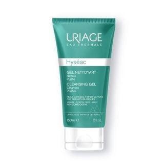 Uriage Hyseac Cleansing Gel 150ml Τζελ για Βαθύ Καθαρισμό