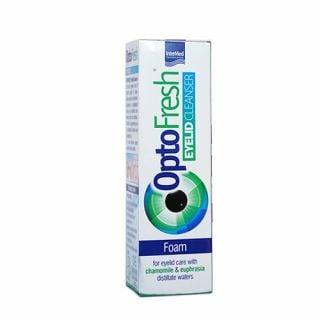 InterMed Optofresh Eyelid Cleanser 50ml