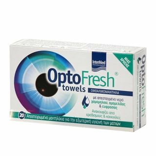 InterMed Optofresh Towels