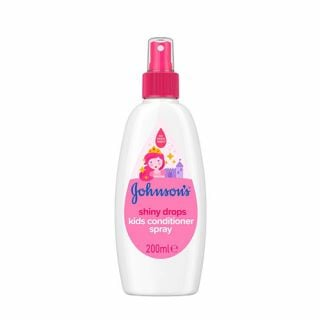 Johnson's Kids Shiny Drops Conditioner 200ml