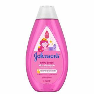 Johnson's Baby Shampoo 500ml Shiny Drops