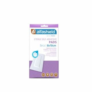 Karabinis Medical Alfashield Self Adhesive Pad 8x10cm