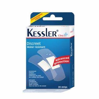 Kessler Clinica Discreet Water Resistant 20 Strips